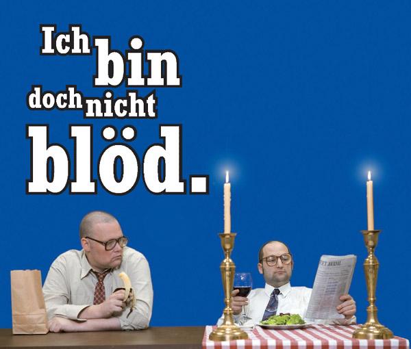 SP-Plakat nichtbloed