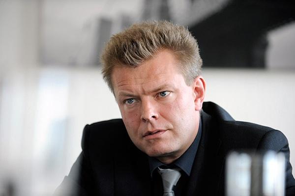 Interview mit Reto Nause, Direktor für Sicherheit, Umwelt und Energie (SUE) © Franziska Scheidegger